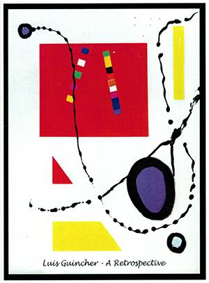 "Luis Guincher - ""A Retrospective"""